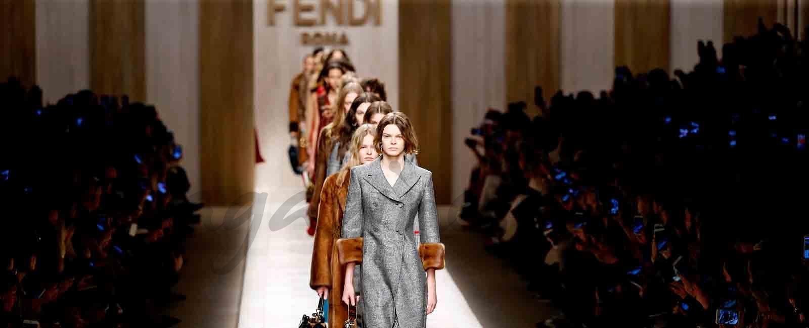 Milán Fashion Week  Fendi Otoño-Invierno 2017 18 - magazinespain.com 6b0e838f0e6f