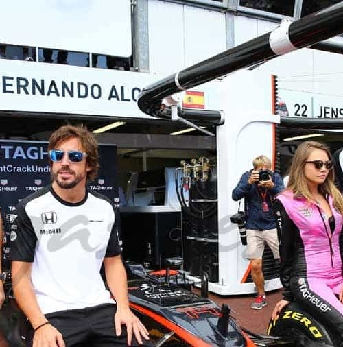 La Fórmula 1 conquista Mónaco
