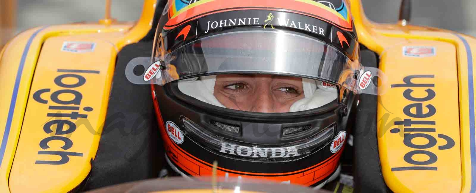 Fernando Alonso revoluciona las 500 millas de Indianápolis