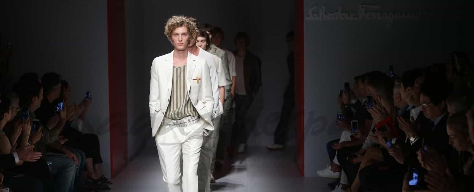Milan Men Fashion Week 2016: Ferragamo