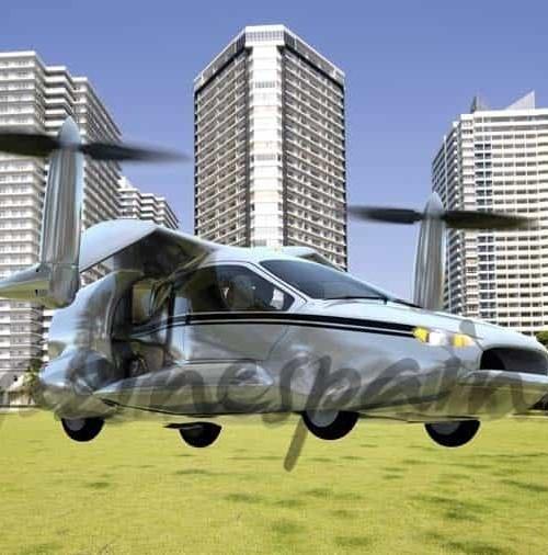 El coche volador, un sueño muy cerca de la realidad…