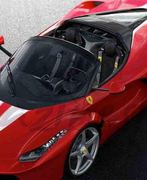 Ferrari subasta solidaria de LaFerrari Aperta celebrando su 70º aniversario