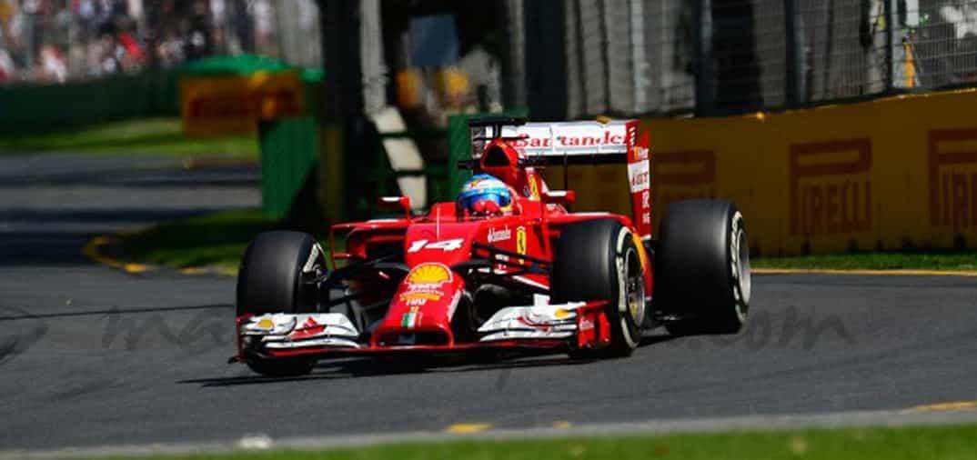 Comienza la Formula 1