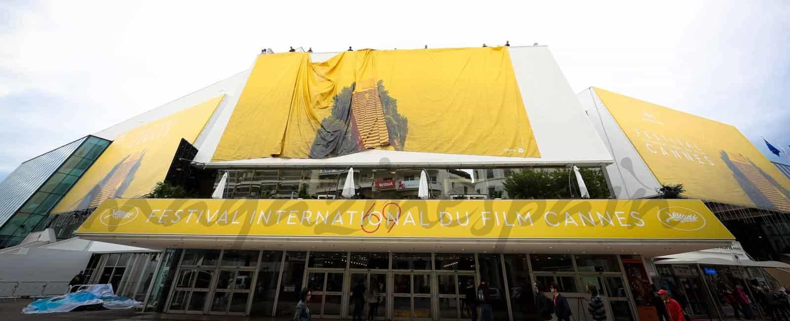Comienza la 69ª edición del Festival de Cine de Cannes