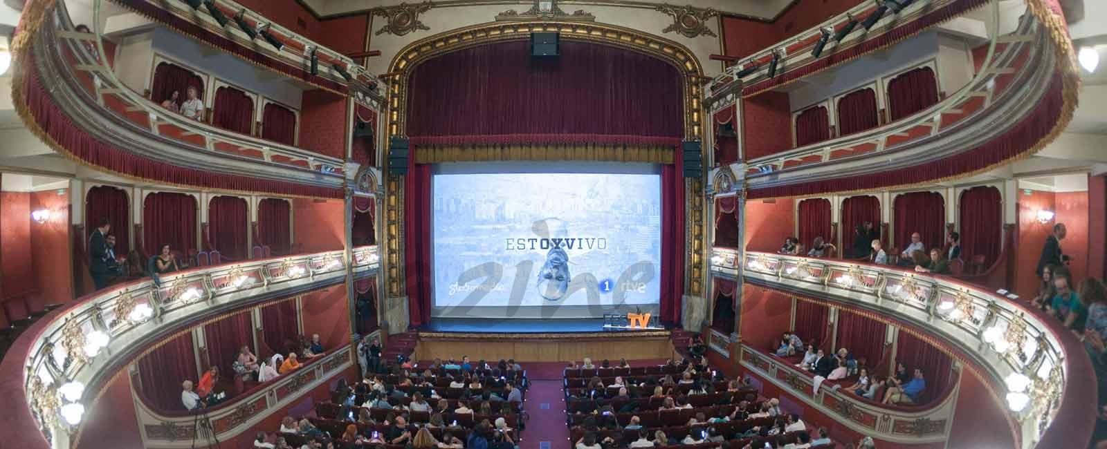 """""""Estoy vivo"""" inaugura la IX edición del FesTVal de Vitoria-Gasteiz"""