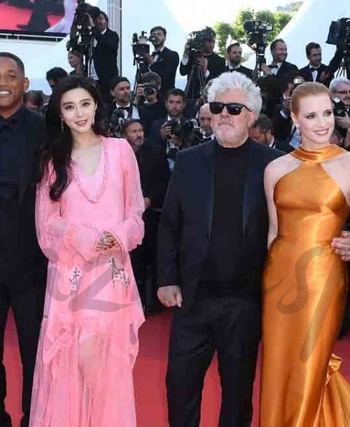 Fiesta 70º aniversario del Festival de Cine de Cannes