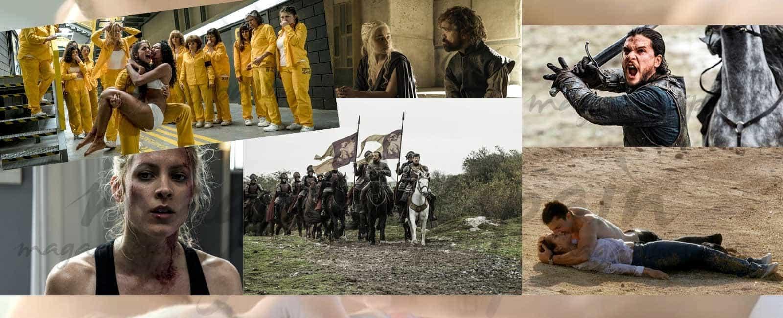 ¿Te han gustado los finales de «El Príncipe», «Vis a Vis» o «Juego de Tronos»?