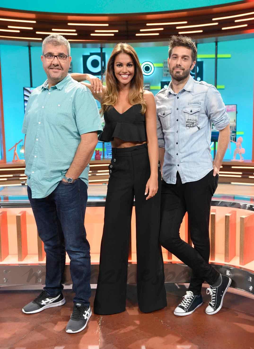 Florentino Fernández, Lara Álvarez y Dani Martínez - Dani & Flo