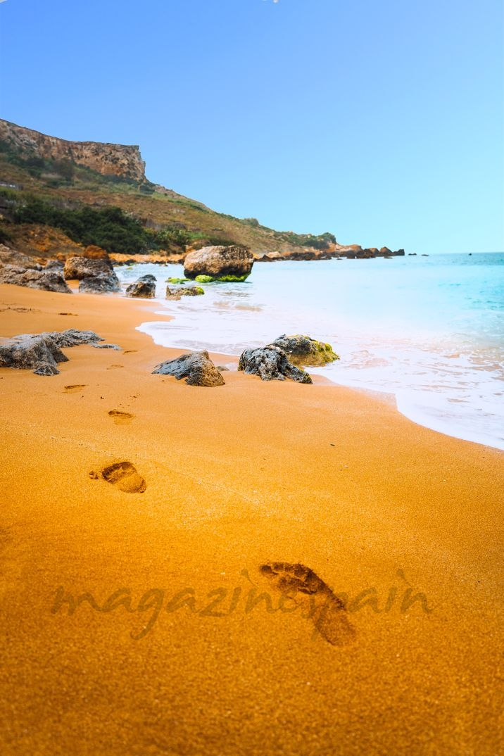 Playa de Ramla Bay