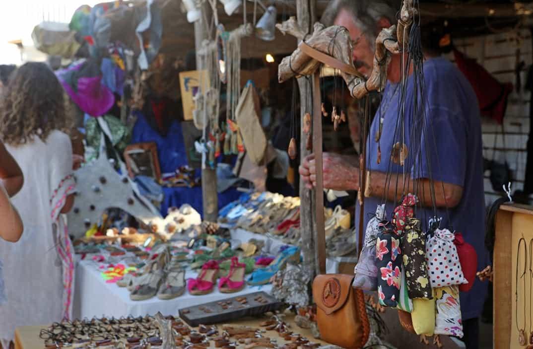 Artesanía, el verdadero shopping de lujo en Formentera