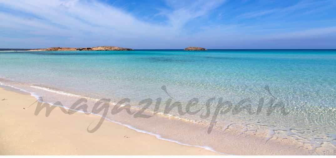 Ses Illetes, Formentera, la mejor Playa de España y de Europa