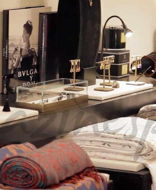 La moda es joya, Fran Larrañaga en FDC