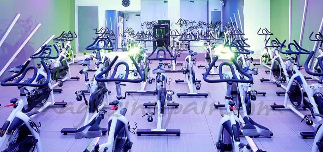 Fran nos pone en forma en Gymage
