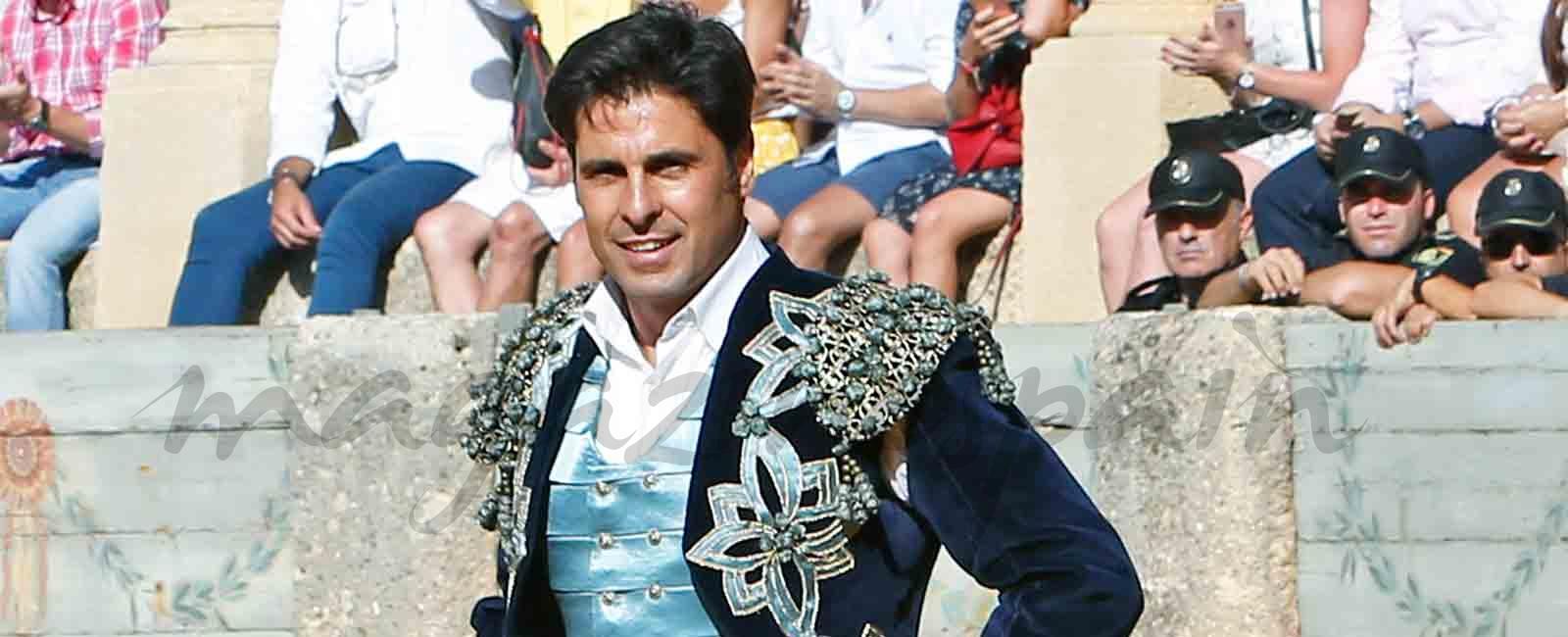 Fran Rivera se retira en la Plaza de Ronda