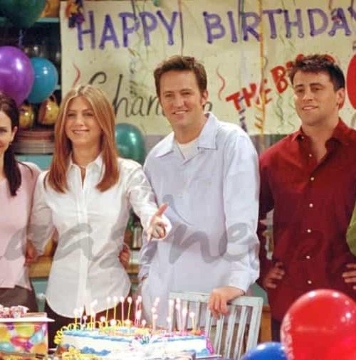 """Los protagonistas de """"Friends"""" se reunen 12 años después"""