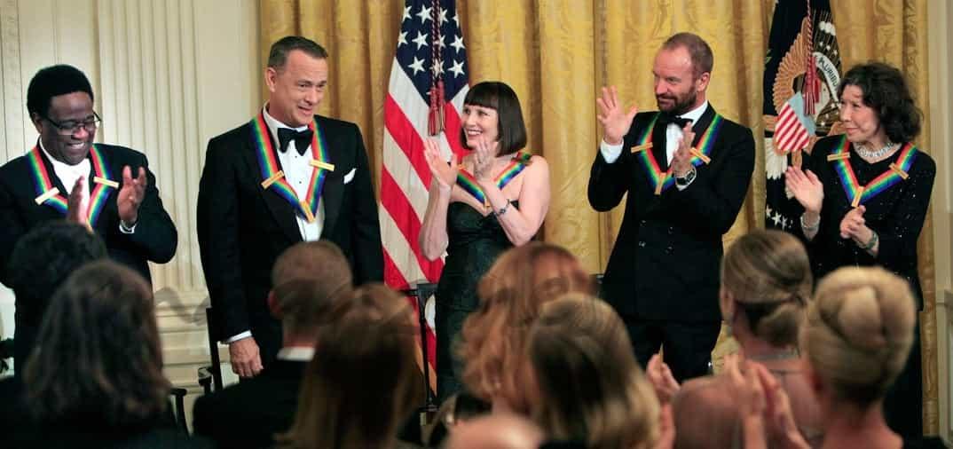 Barack Obama entrega los premios Kennedy