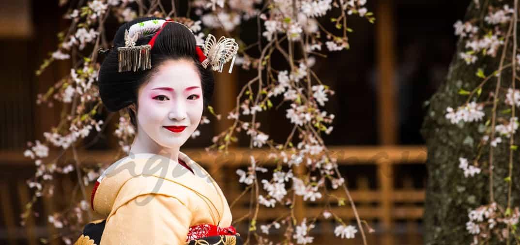 Descubre los secretos de una geisha