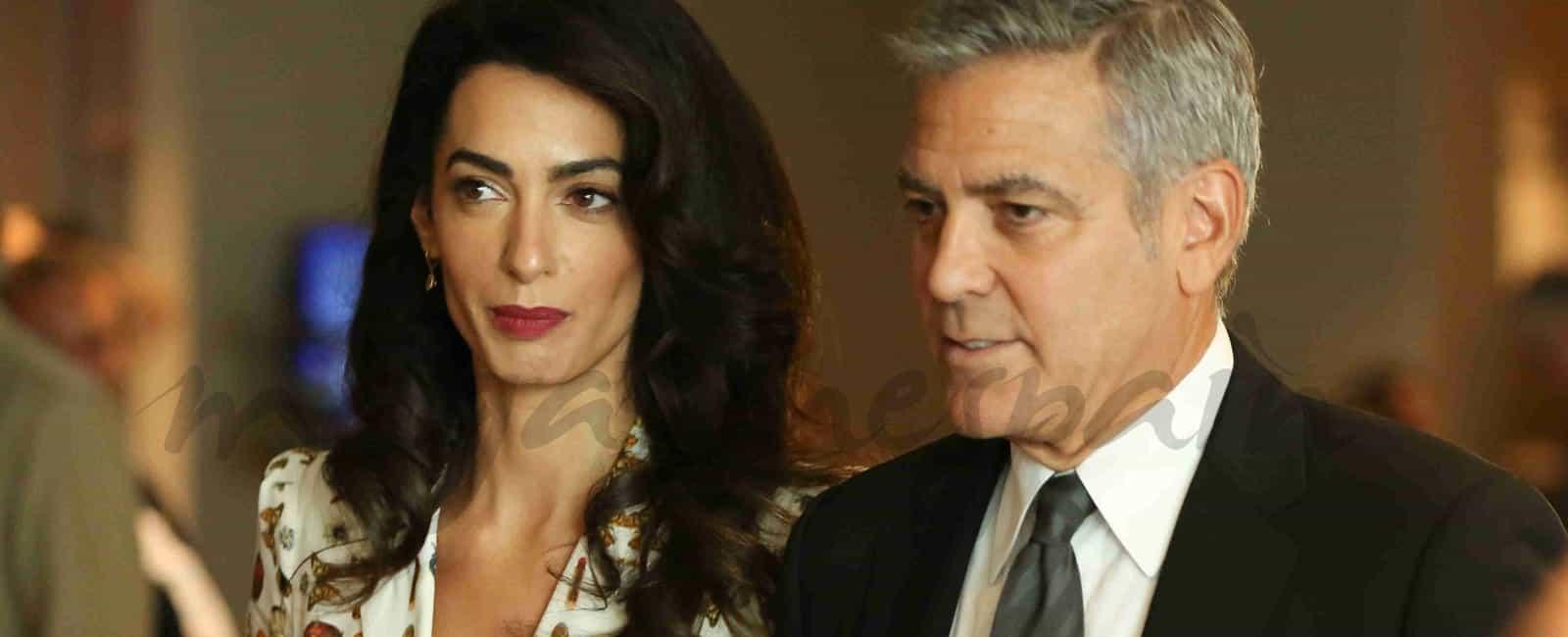 ¿Qué ha dicho George Clooney del divorcio de su amigo Brad Pitt?