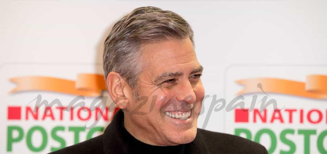Qué bien le sienta el matrimonio a George Clooney