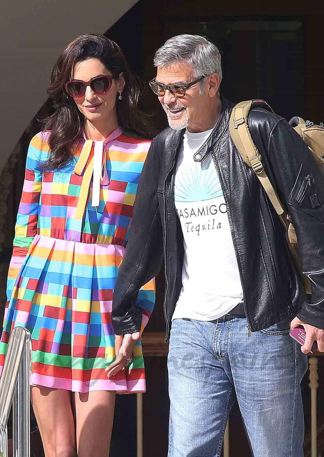 Matrimonio In Libano : George clooney y amal alamuddin boda por contrato