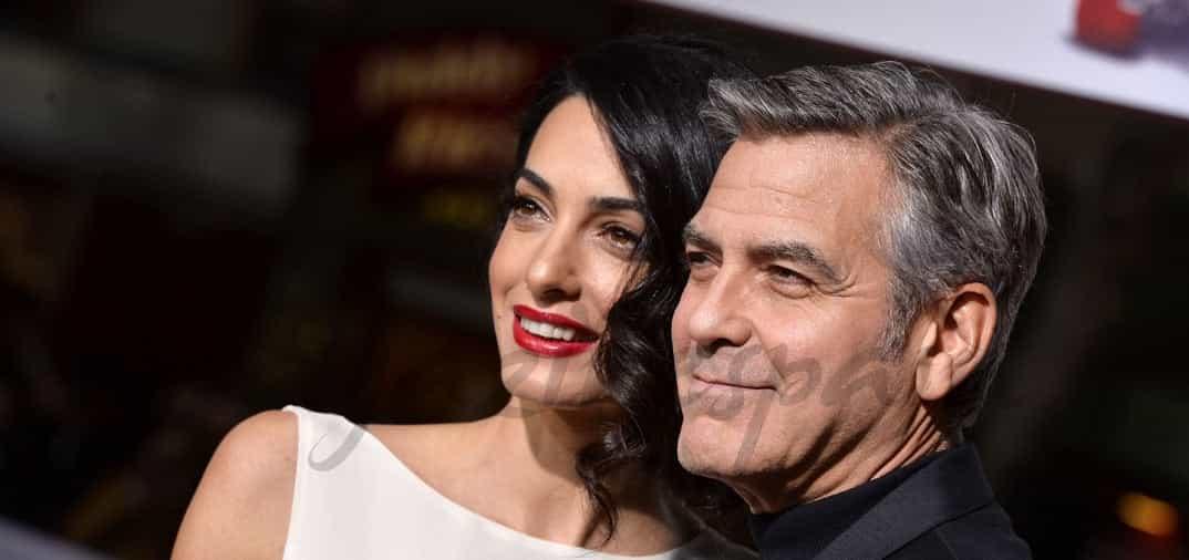 George Clooney estrena en Los Ángeles «¡Ave, César!»