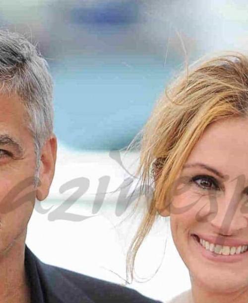 "George Clooney y Julia Roberts, presentan en Cannes, ""Money Monster"""