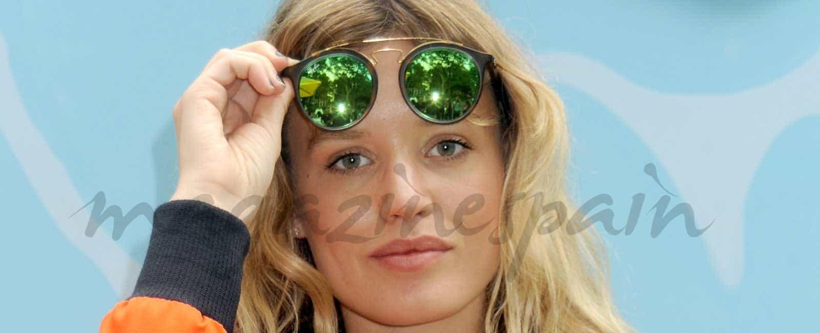 Georgia May Jagger, imagen de Sunglass Hutt