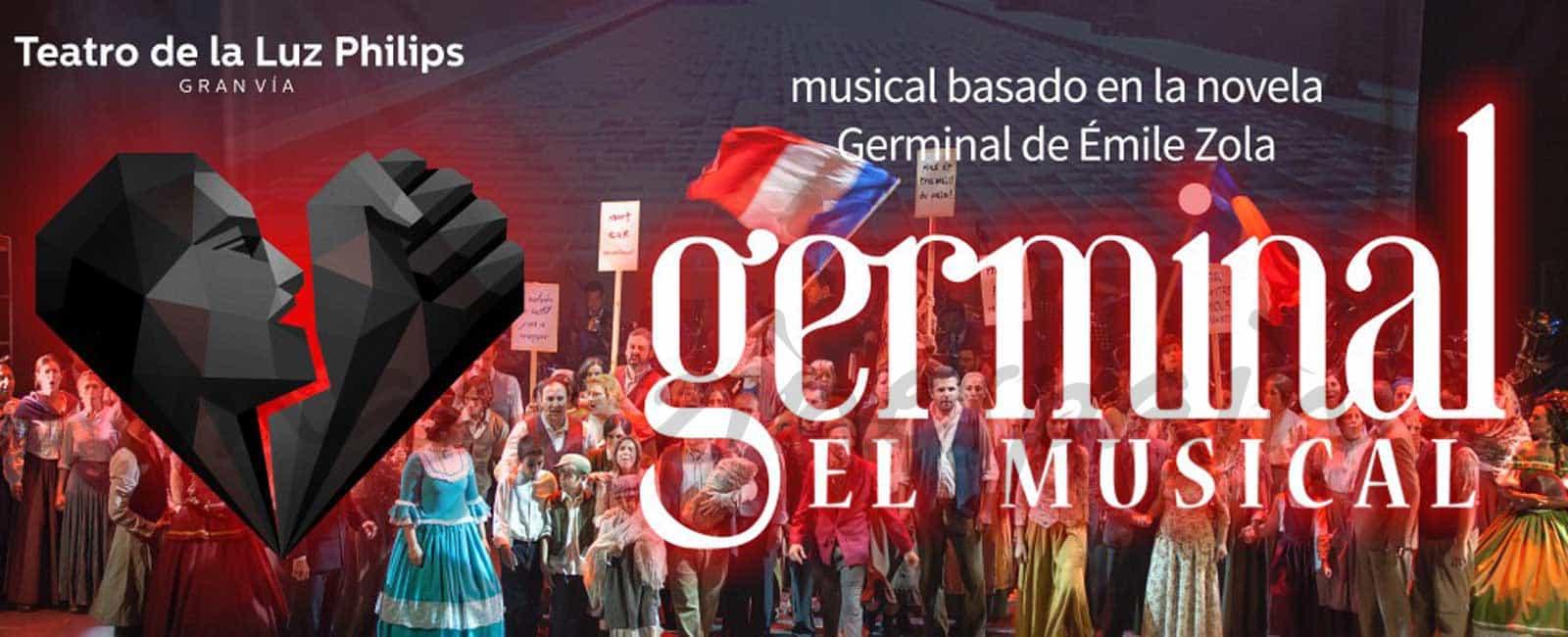 Germinal, el musical basado en la novela homónima de Émile Zoa