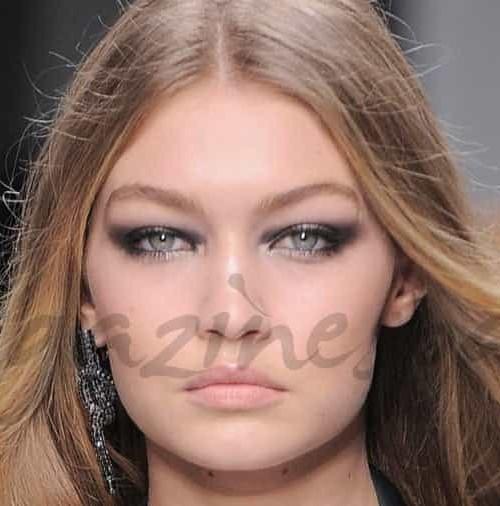 """Gigi Hadid se desnuda en la revista """"Vogue"""""""