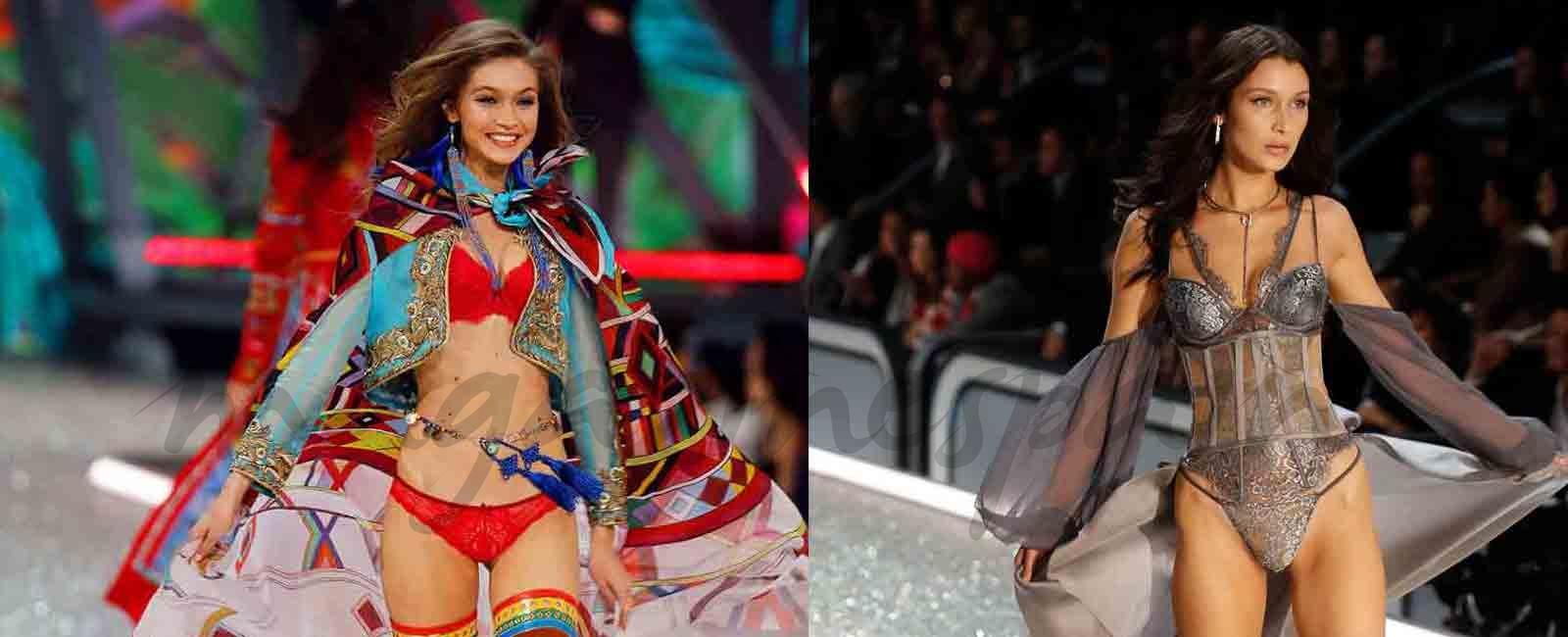 Gigi y Bella Hadid serán de nuevo «ángeles» de Victoria's Secret