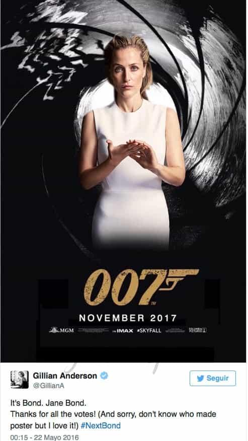 gilliam anderson 007