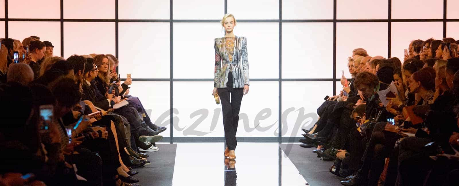 París Fashion Week 2017: Giorgio Armani Prive-Alta Costura