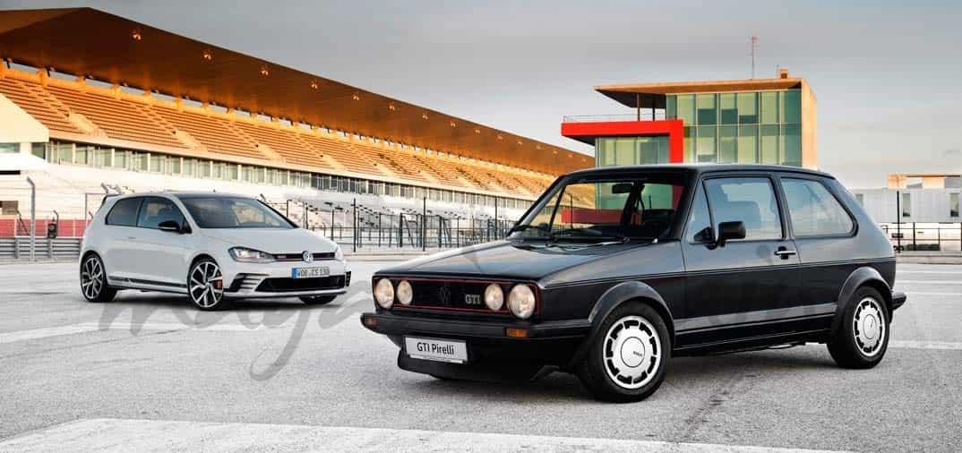 Nuevo Golf GTI Clubsport, en su 40 aniversario
