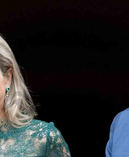 La Familia Real Holandesa en los premios príncipe Claus