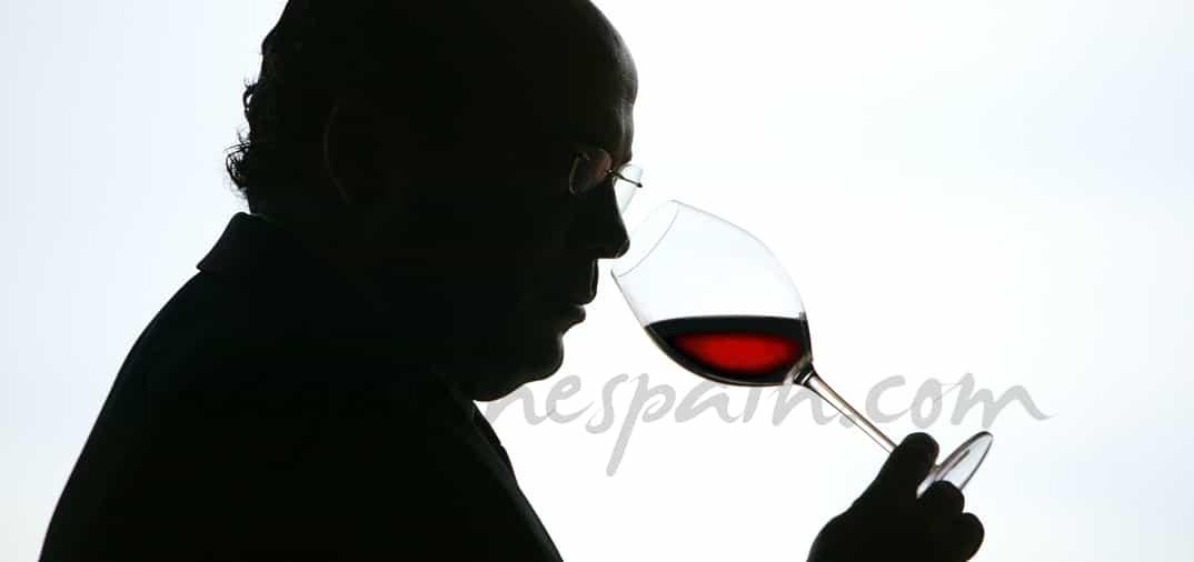 El mundo del vino no sólo es mi trabajo, es mi pasión