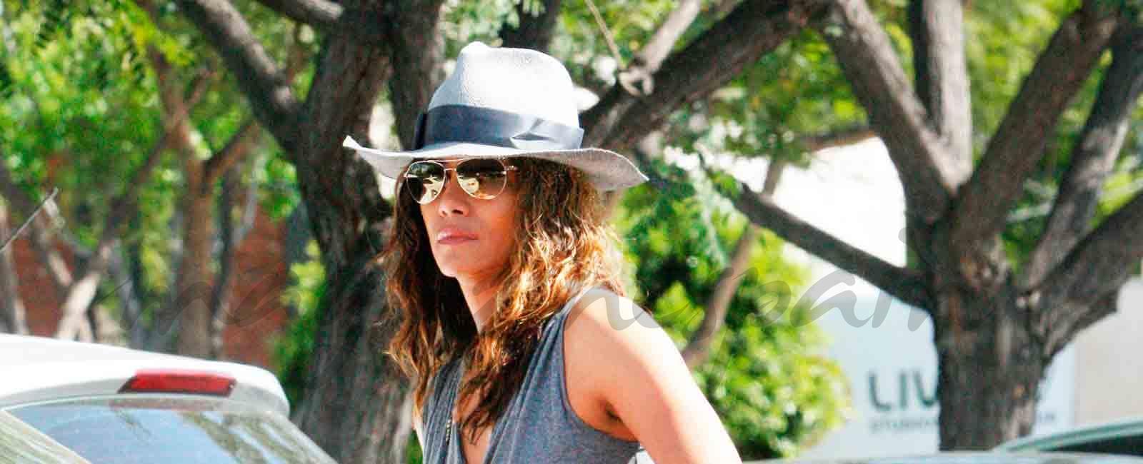 Halle Berry ejerce de ama de casa