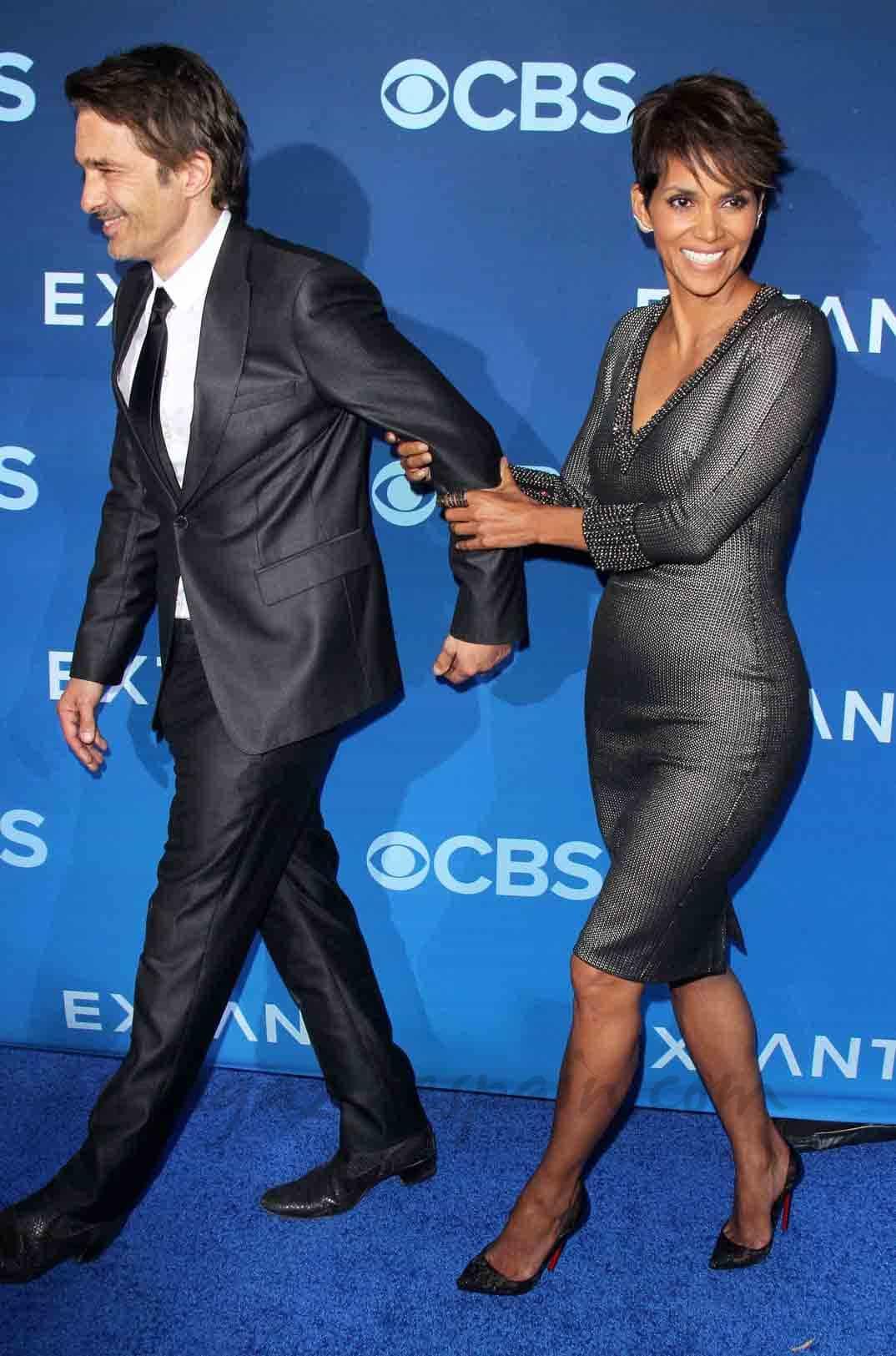 Halle Berry y Olivier Martinez presentan demanda de divorcio