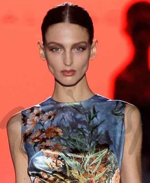 Mercedes Benz Fashion Week: Hannibal Laguna Otoño-Invierno 2017/18