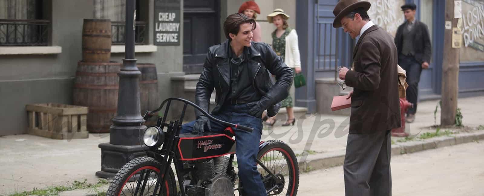 «Harley y los Davidson», la historia de la mítica Harley Davidson convertida en serie de televisión