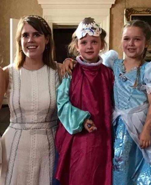 Una princesa llamada Harper Beckham celebra sus 6 años en el Palacio de Buckingham