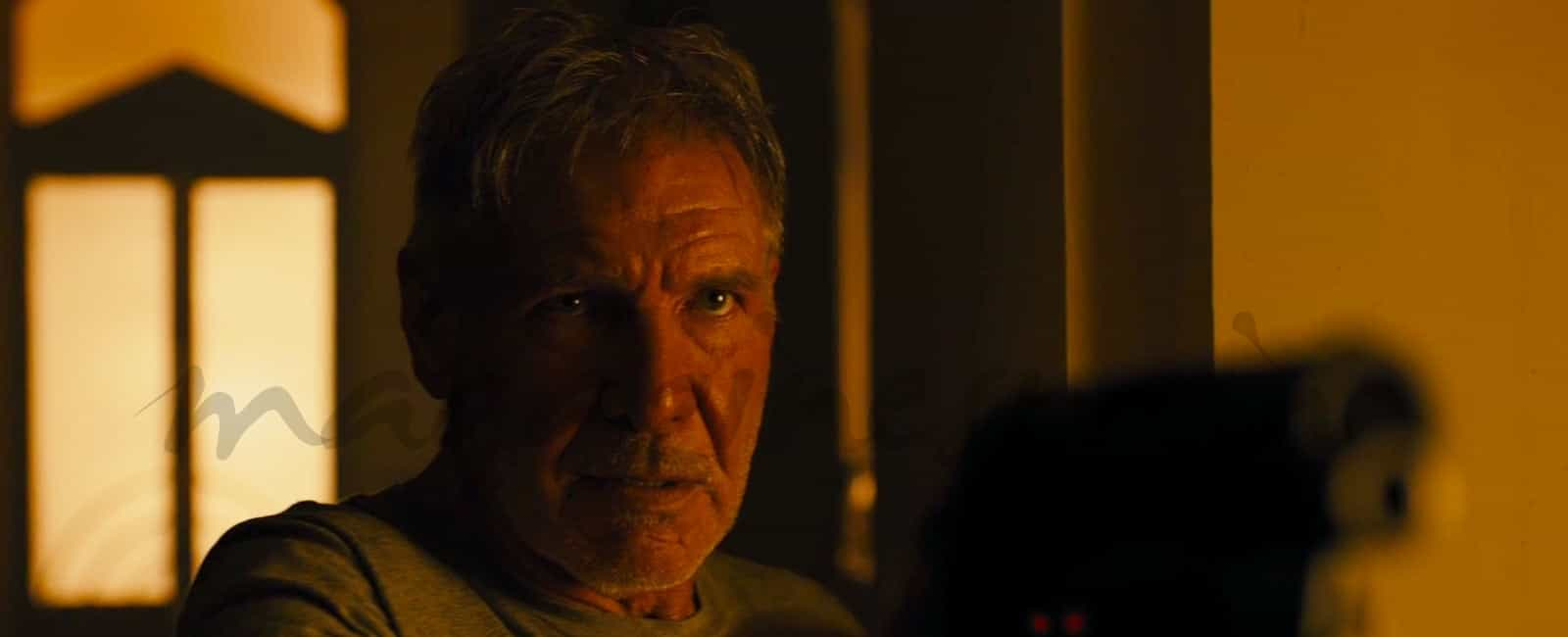 Blade Runner 2049: Harrison Ford y Ryan Gosling
