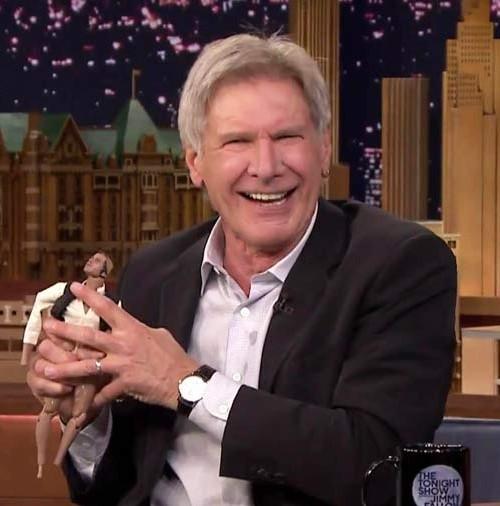 Harrison Ford explica como se rompió la pierna en Star Wars