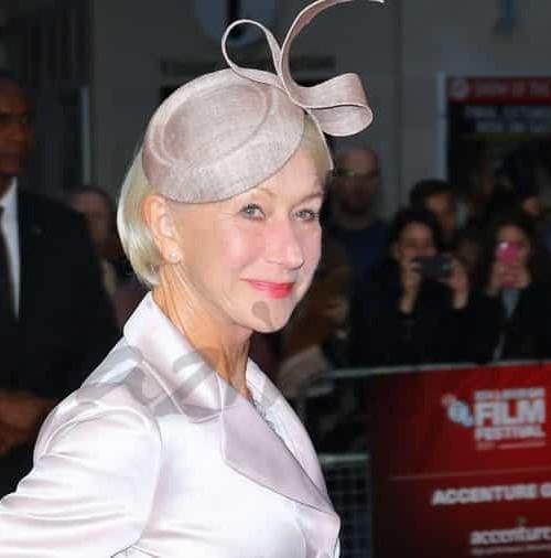 Helen Mirren estrena película