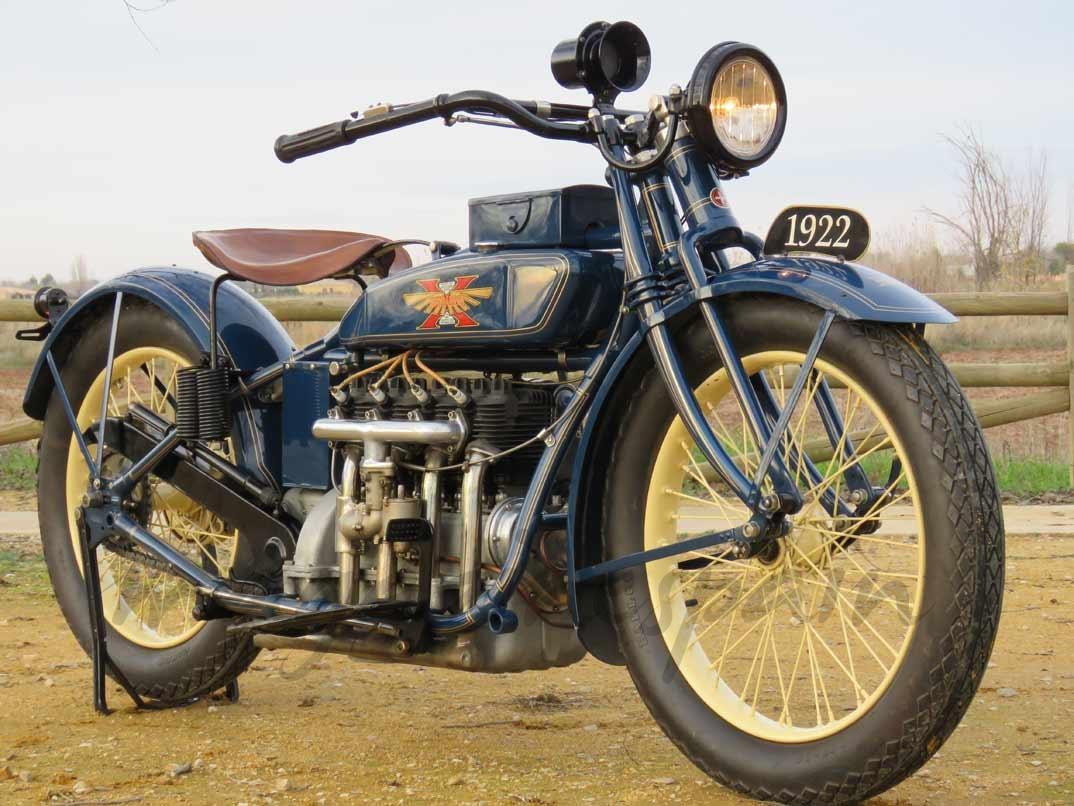 Henderson Deluxe de 1922