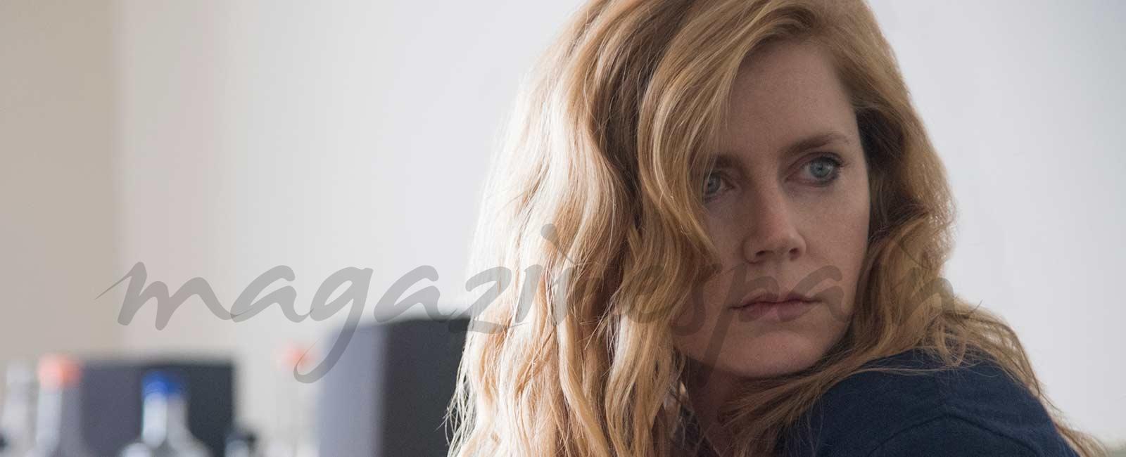 Primeras imágenes de «Heridas abiertas», protagonizada por Amy Adams