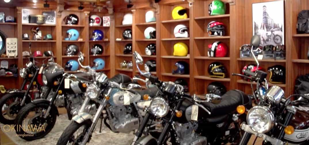Fran nos habla de motos y moda en Heros 66