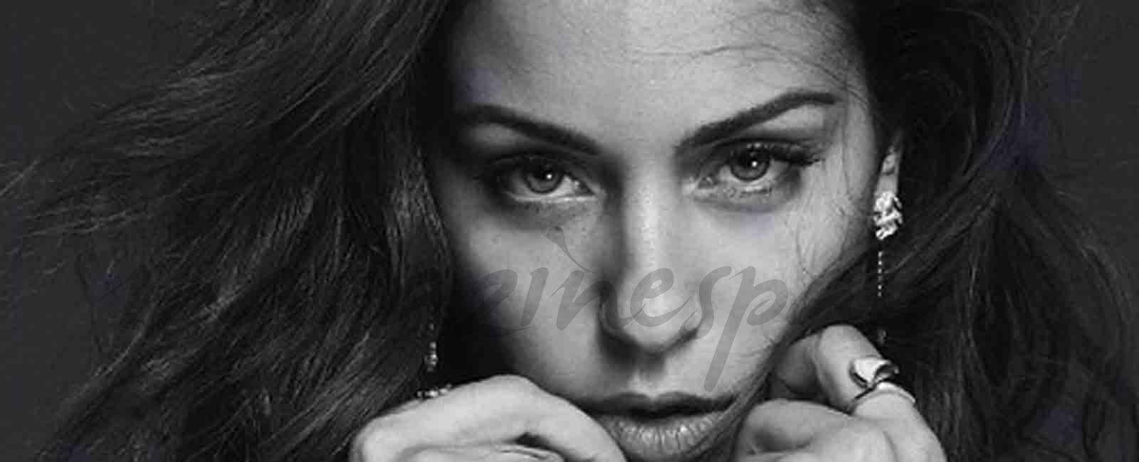 Hiba Abouk muestra por segunda vez en Instagram su lado más sexy