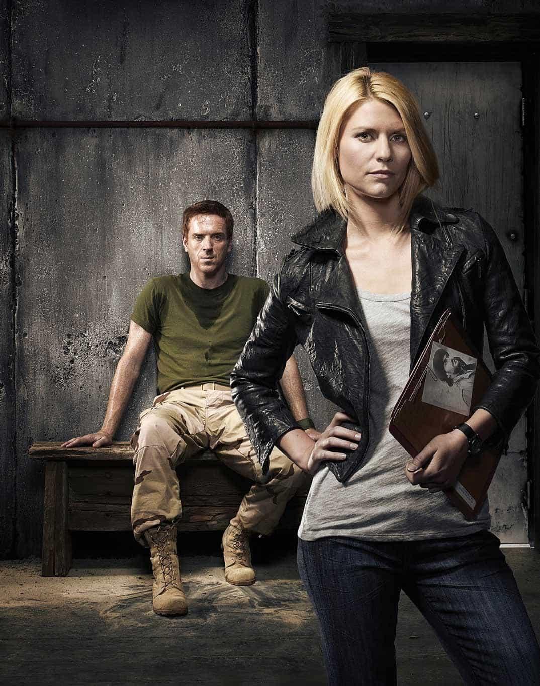 Claire Danes, Damian Lewis © Showtime Networks Inc.