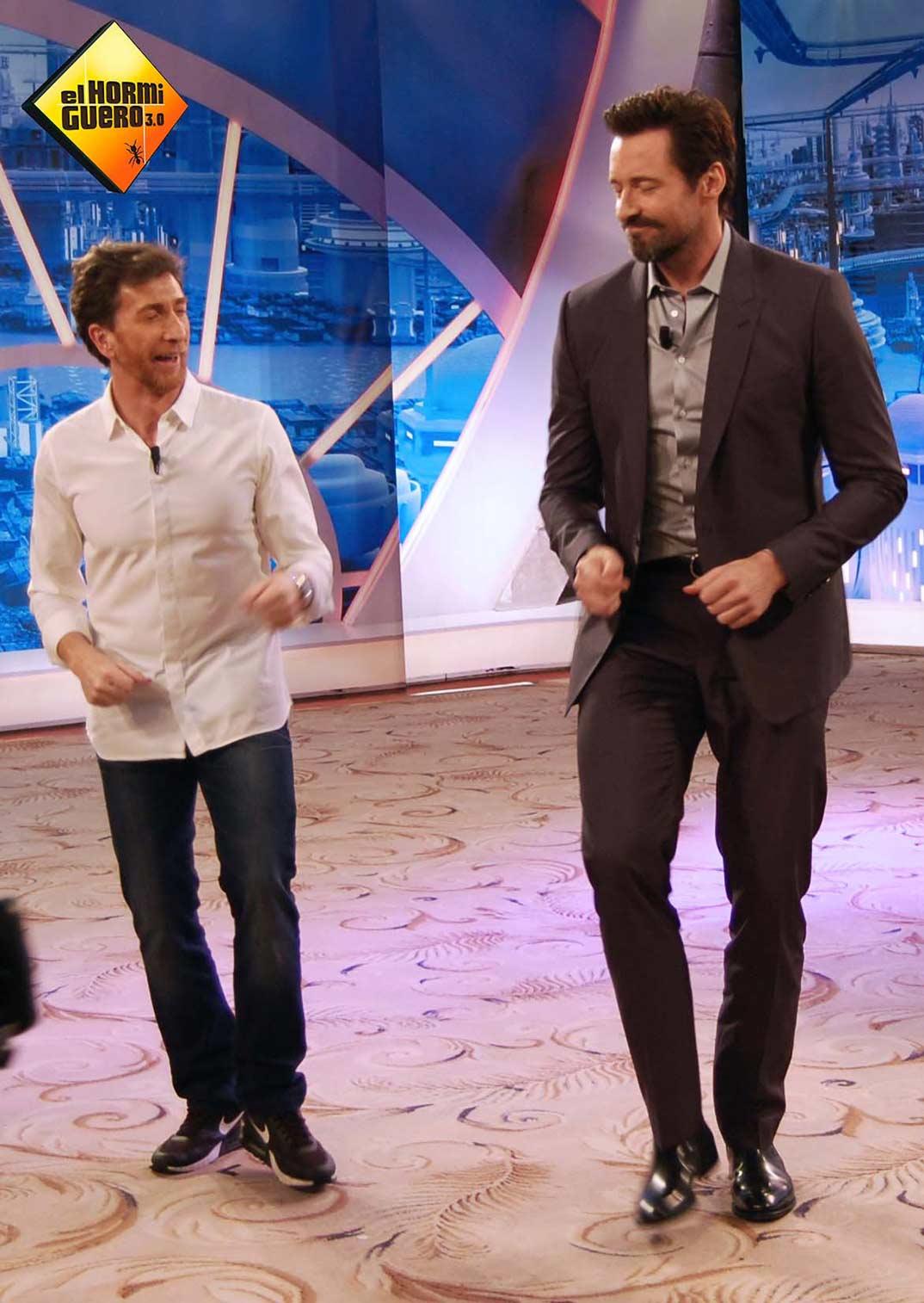 ¿Cuánto mide Hugh Jackman? - Altura - Real height Hugh-jackman-3