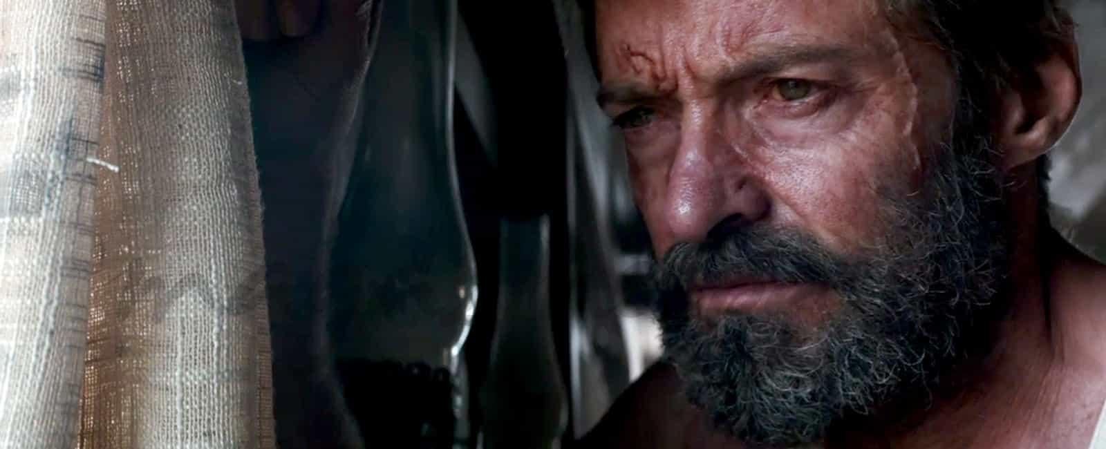 'Logan': Tráiler de lo último de Lobezno con un irreconocible Hugh Jackman